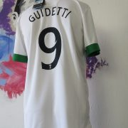 Vintage Celtic 2014 2015 away cup shirt Nike Guidetti 9 soccer jersey size M BNWT (1)