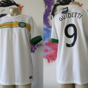 Vintage Celtic 2014 2015 away cup shirt Nike Guidetti 9 soccer jersey size M BNWT