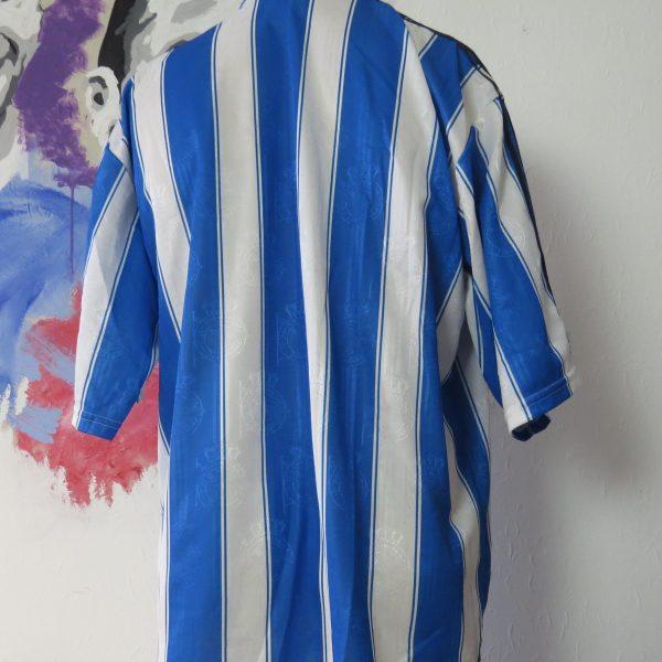 Vintage Deportivo La Coruna 1996 1997 1998 home shirt adidas size XL MINT (3)