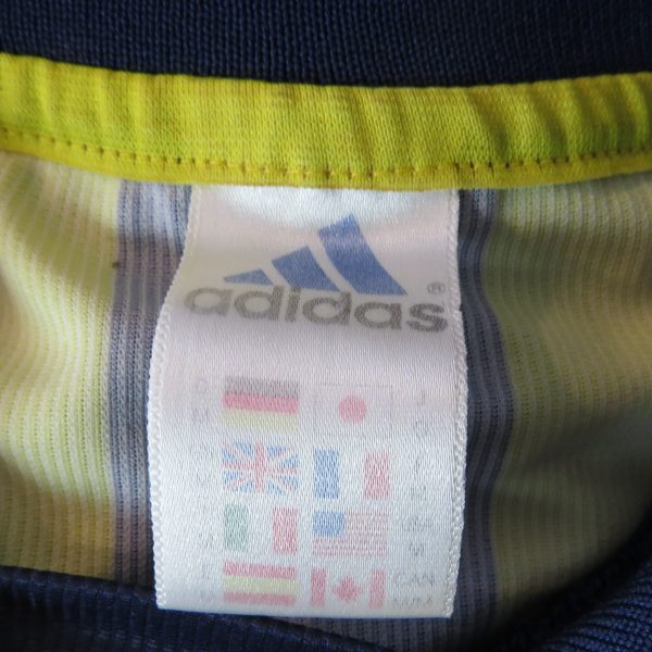 Vintage Fenerbahce 1999 2000 home shirt adidas soccer jersey size M (3)