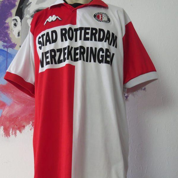 Vintage Feyenoord 2000 2001 homeshirt Kappa soccer jersey size XXXL (1)