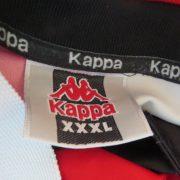 Vintage Feyenoord 2000 2001 homeshirt Kappa soccer jersey size XXXL (3)