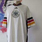 Vintage Germany 1997 1998 training shirt adidas trikot size XL (1)
