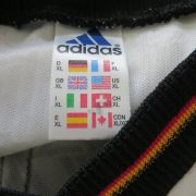 Vintage Germany 1997 1998 training shirt adidas trikot size XL (2)