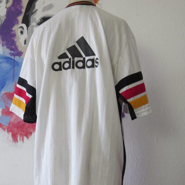 Vintage Germany 1997 1998 training shirt adidas trikot size XL (3)