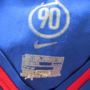Vintage Manchester United 2005 2006 away shirt Nike soccer jersey size XXL (2)