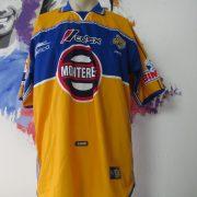 Vintage Tigres UANL 2000 2001 home shirt Atletica soccer jersey size L (1)