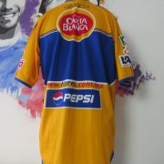 Vintage Tigres UANL 2000 2001 home shirt Atletica soccer jersey size L (2)