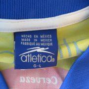 Vintage Tigres UANL 2000 2001 home shirt Atletica soccer jersey size L (3)