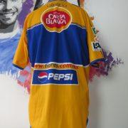 Vintage Tigres UANL 2000 2001 home shirt Atletica soccer jersey size L (4)