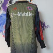 Bayern Munchen 2003 2004 LS GK shirt adidas Munich Kahn 1 size S (2)