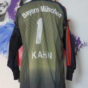 Bayern Munchen 2003 2004 LS GK shirt adidas Munich Kahn 1 size S (3)