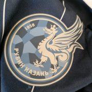 Match issue Rubin Kazan 2015 Europa league third shirt Blago 77 (2)