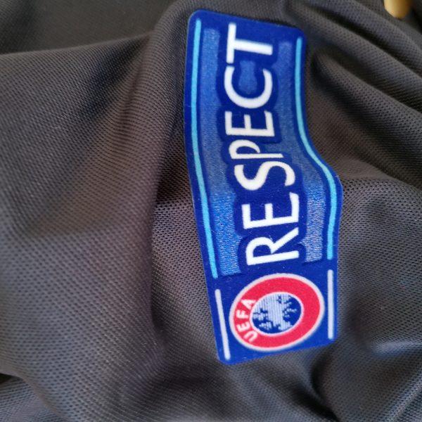 Match issue Rubin Kazan 2015 Europa league third shirt Blago 77 (4)