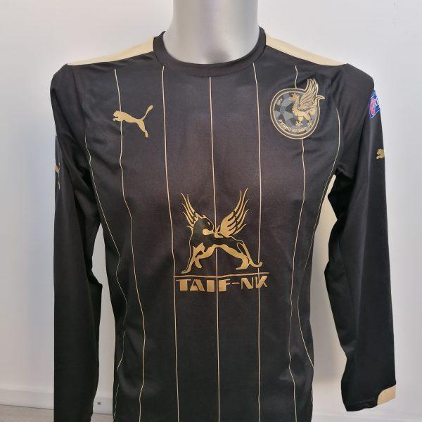 Match issue Rubin Kazan 2015 Europa league third shirt Blago 77 (9)
