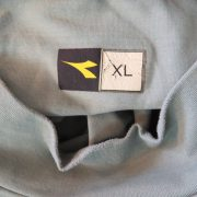Vintage AS Roma 2004 2005 goal keeper shirt Diadora jersey size XL (3)