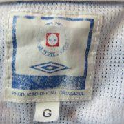 Vintage Cruz Azul 2007 away shirt Umbro jersey #75 size L Mexico (2)