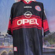 Bayern Munchen 1997 1998 1999 home shirt adidas munich Scholl 7 size XL (2)