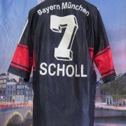 Bayern Munchen 1997 1998 1999 home shirt adidas munich Scholl 7 size XL (4)