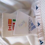Vintage Real Madrid 2001 home shirt adidas football top size S (2)
