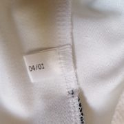 Vintage Real Madrid 2001 home shirt adidas football top size S (4)