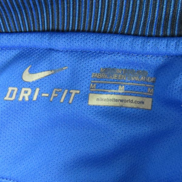 France EURO 2016 2017 home shirt Nike football top maillot Griezmann 7 size M (3)