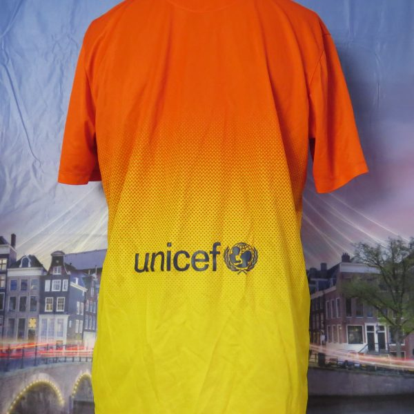 Vintage Barcelona 2012 2013 away shirt Nike football top size S (2)