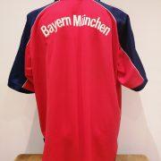 Vintage Bayern Munchen 1999 2000 2001 home shirt adidas trikot jersey size XXL (4)