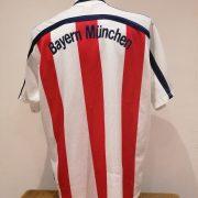 Vintage Bayern Munchen 2000 2001 away shirt adidas Munich trikot size XXL (2)