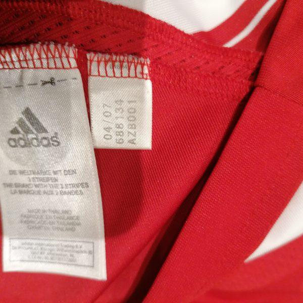 Vintage Bayern Munchen 2007 2008 2009 home shirt adidas trikot top size XXL (3)