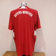 Vintage Bayern Munchen 2007 2008 2009 home shirt adidas trikot top size XXL (4)