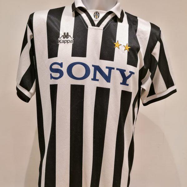 Vintage Juventus 1996 1997 home shirt Kappa jersey size XL SONY (1)