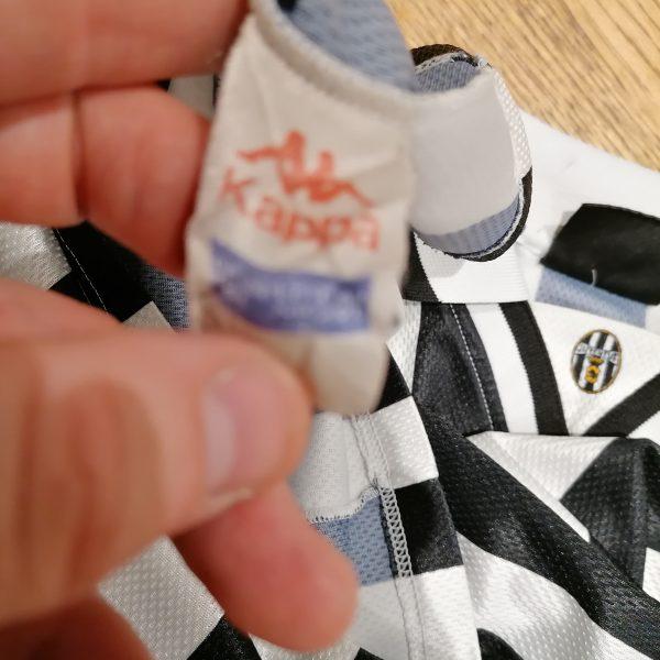 Vintage Juventus 1996 1997 home shirt Kappa jersey size XL SONY (5)