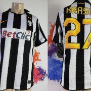 Juventus 2010 2011 home shirt Nike Krasic 27 jersey maglia size M (1)