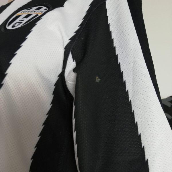 Juventus 2010 2011 home shirt Nike Krasic 27 jersey maglia size M (4)