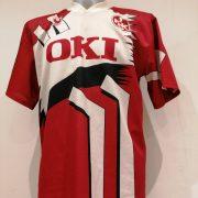 Vintage 1FC Kaiserslautern 1992 1993 home shirt Uhlsport trikot jersey size XL (1)