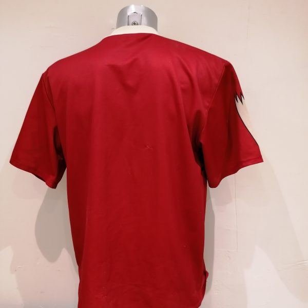 Vintage 1FC Kaiserslautern 1992 1993 home shirt Uhlsport trikot jersey size XL (4)