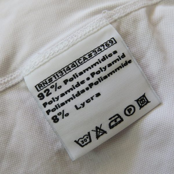 Vintage AS Roma 2008 2009 ls away shirt Kappa Gara tight fitting size XL (4)