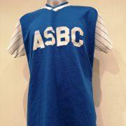 Vintage ASBC USA amateur team shirt soccer Empire jersey #20 size XL (1)