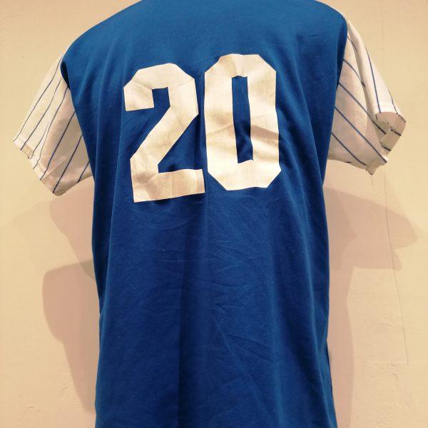 Vintage ASBC USA amateur team shirt soccer Empire jersey #20 size XL (3)