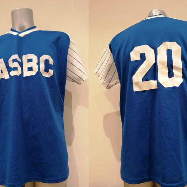 Vintage ASBC USA amateur team shirt soccer Empire jersey #20 size XL