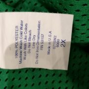 Vintage Boston Red Sox baseball jersey Majestic shirt size 2XL (2)