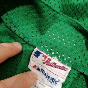 Vintage Boston Red Sox baseball jersey Majestic shirt size 2XL (3)