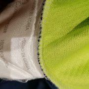 Vintage Cleveland Indians baseball jersey Starter shirt size XL (4)