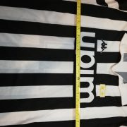Vintage Juventus 1989 1990 home shirt Kappa jersey 11 Schillaci size S ultra rare (10)