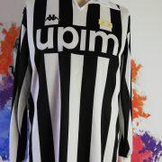 Vintage Juventus 1989 1990 home shirt Kappa jersey 11 Schillaci size S ultra rare (3)