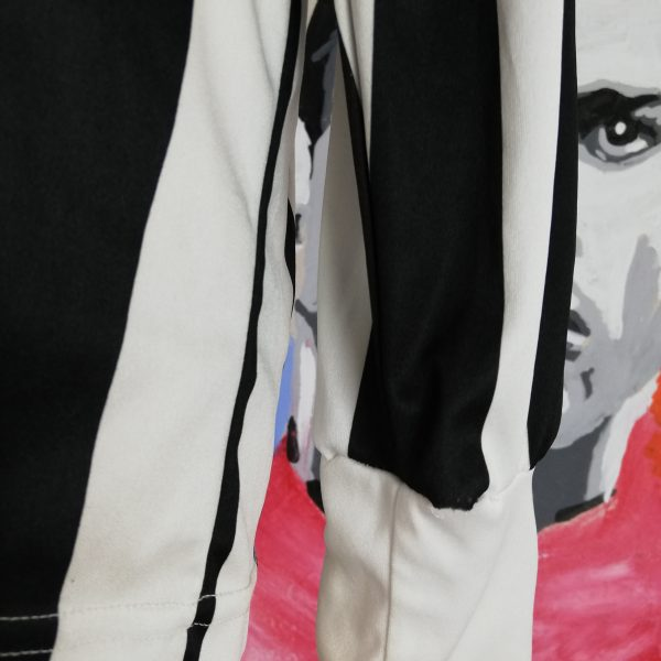 Vintage Juventus 1989 1990 home shirt Kappa jersey 11 Schillaci size S ultra rare (6)