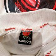 Vintage Peru Gold Cup 2000 Copa America 2001 2002 home shirt Walon size XL (3)