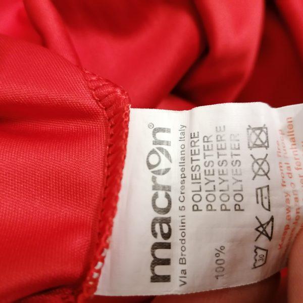 Albania 2016 2017 home shirt Macron Mavraj 15 trikot jersey size M (5)