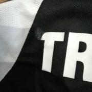 Match worn issue Rosenborg BK 2000 Champions league away shirt Tronseth 25 (3)